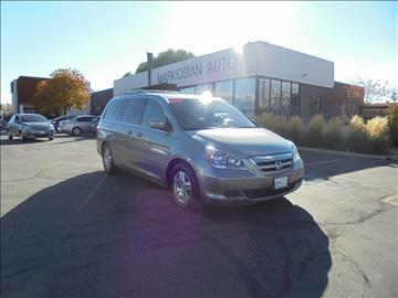 2007 Honda Odyssey for sale in West Valley City, UT