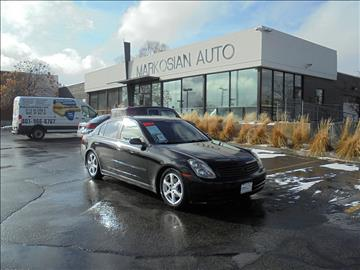 2004 Infiniti G35 for sale in West Valley City, UT