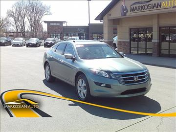 2011 Honda Accord Crosstour for sale in West Valley City, UT