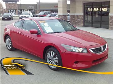 2010 Honda Accord for sale in West Valley City, UT