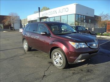 2007 Acura MDX for sale in West Valley City, UT