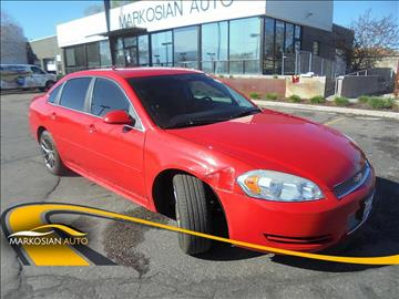 2013 Chevrolet Impala for sale in West Valley City, UT