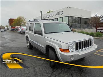 2010 Jeep Commander for sale in West Valley City, UT