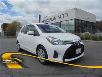 2015 Toyota Yaris for sale in West Valley City, UT