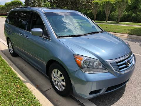 5d38fc2277 Used 2010 Honda Odyssey For Sale in Florida - Carsforsale.com®