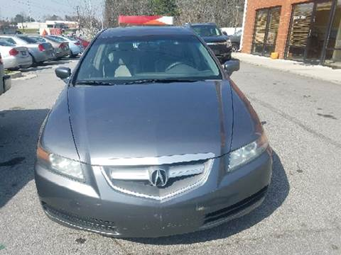 2006 Acura TL for sale at Credit Cars LLC in Lawrenceville GA
