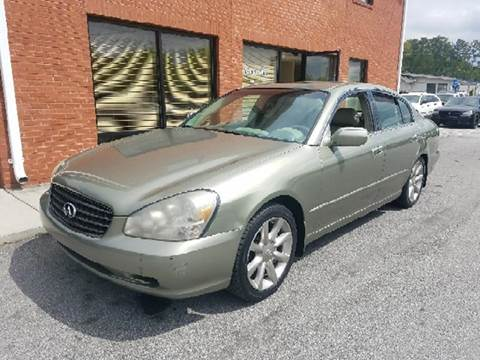 2002 Infiniti Q45 For Sale In Pennsylvania Carsforsale