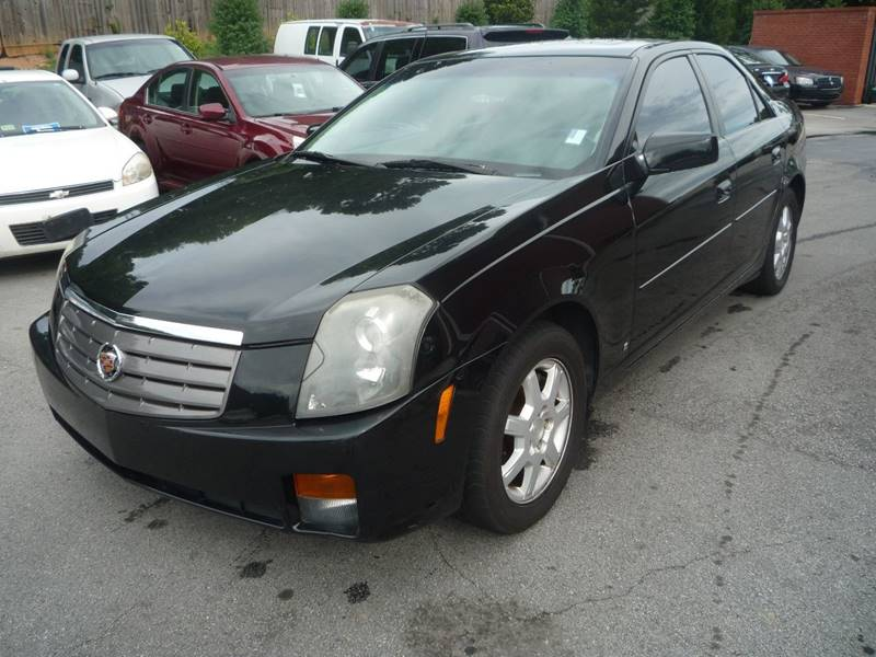 2006 Cadillac CTS for sale at Credit Cars LLC in Lawrenceville GA