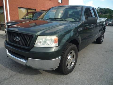 2004 Ford F-150 for sale at Credit Cars LLC in Lawrenceville GA
