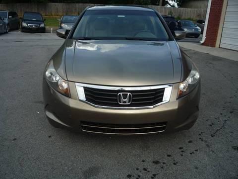 2009 Honda Accord for sale at Credit Cars LLC in Lawrenceville GA