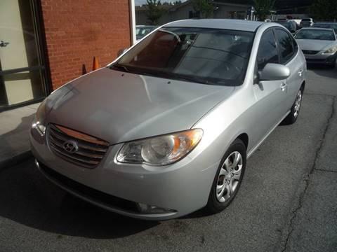 2010 Hyundai Elantra for sale at Credit Cars LLC in Lawrenceville GA