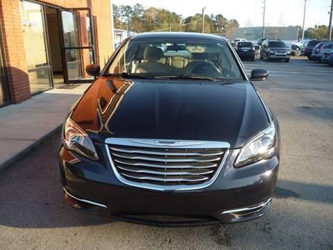 2011 Chrysler 200 for sale in Lawrenceville, GA