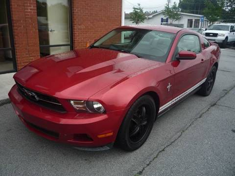 2010 Ford Mustang for sale in Lawrenceville, GA