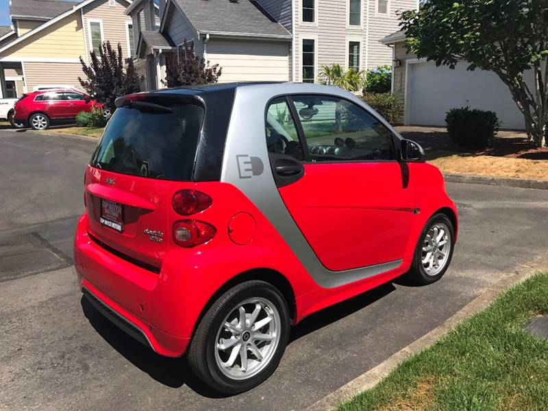 2014 smart fortwo passion electric drive 2dr hatchback in for City motors of yakima