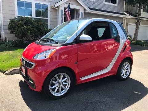 2014 Smart fortwo for sale in Yakima, WA