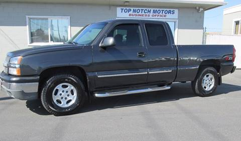 2003 Chevrolet Silverado 1500 for sale in Yakima, WA