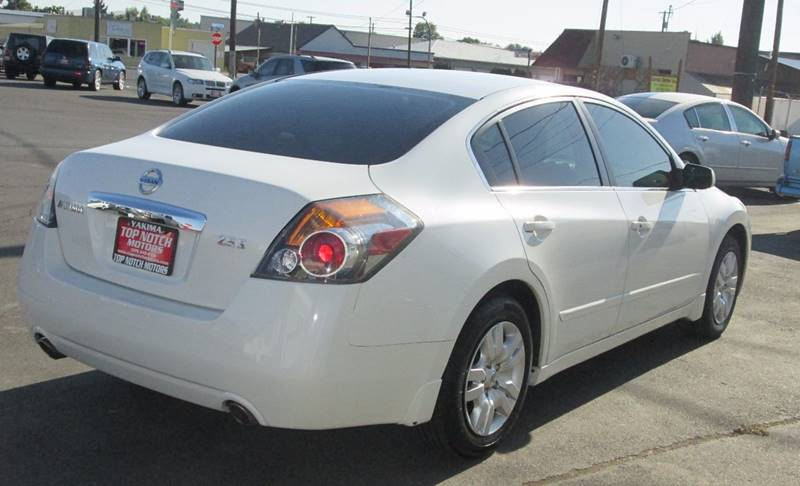2012 nissan altima 2 5 s 4dr sedan in yakima wa top. Black Bedroom Furniture Sets. Home Design Ideas