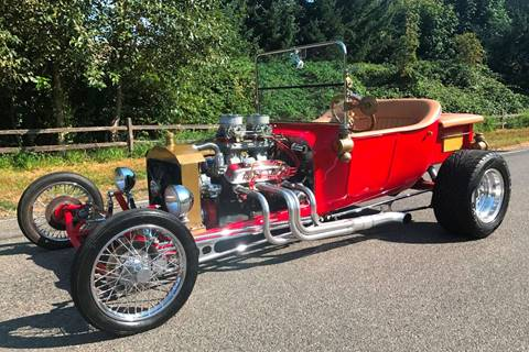 1923 Ford Model T for sale at Top Notch Motors in Yakima WA