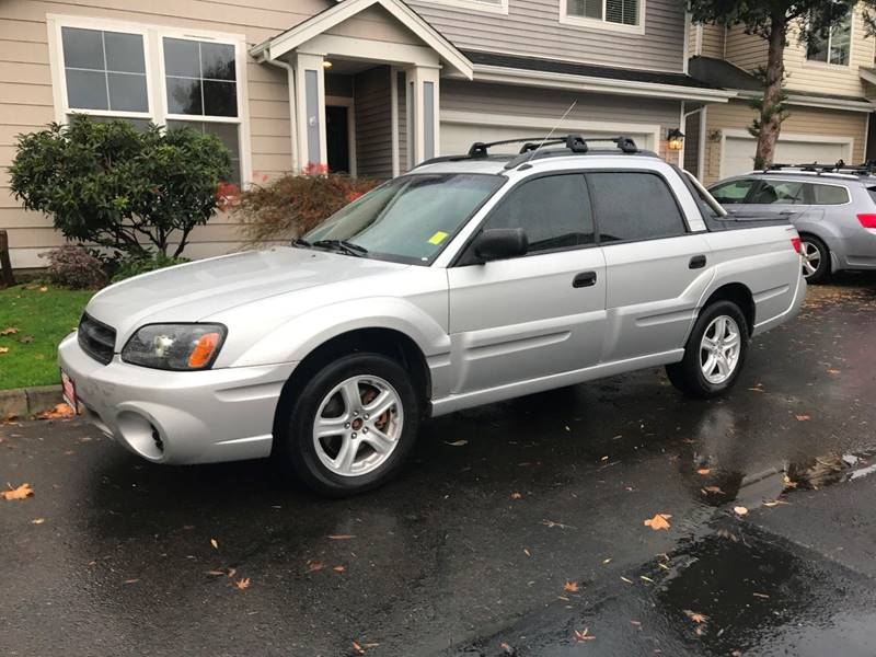 2006 subaru baja awd sport 4dr crew cab sb 25l h4 4a in yakima 2006 subaru baja awd sport 4dr crew cab sb 25l h4 4a sciox Image collections