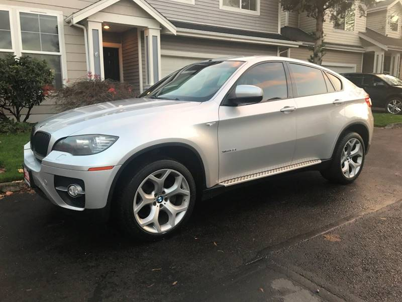 2009 bmw x6 awd xdrive35i 4dr suv in yakima wa top notch. Black Bedroom Furniture Sets. Home Design Ideas