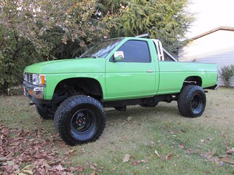 1986 Nissan Truck For Sale In Yakima WA
