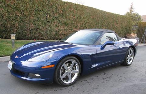 2005 Chevrolet Corvette for sale at Top Notch Motors in Yakima WA