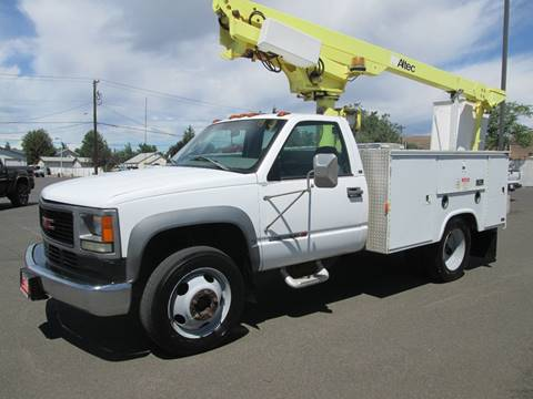 1998 GMC C/K 3500 Series for sale in Yakima, WA