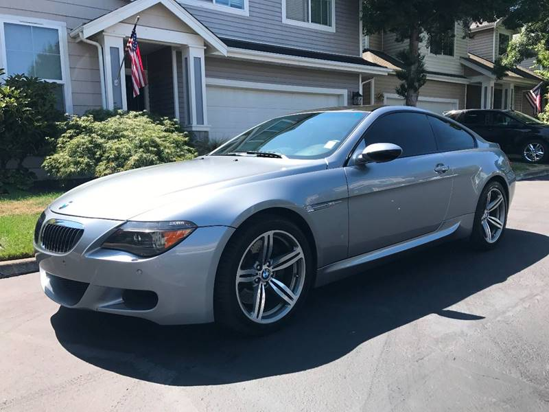 2007 Bmw M6 2dr Coupe In Yakima Wa Top Notch Motors