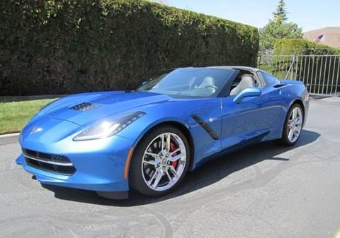 2014 Chevrolet Corvette for sale at Top Notch Motors in Yakima WA