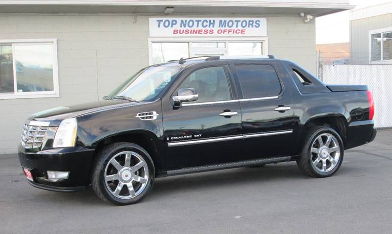 2009 cadillac escalade ext awd 4dr crew cab sb in yakima for City motors of yakima