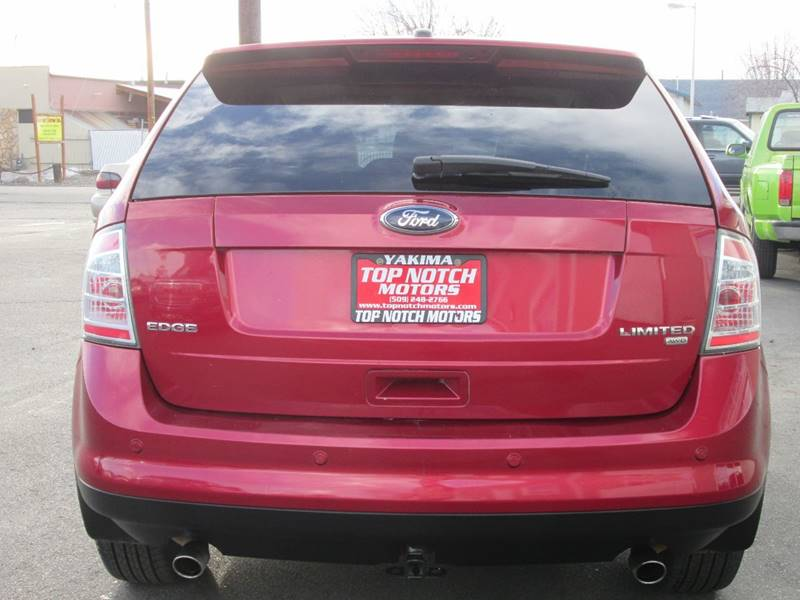 2008 ford edge limited awd 4dr crossover in yakima wa for City motors of yakima