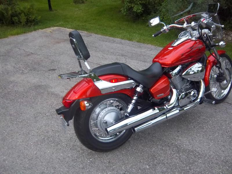 2012 Honda Shadow VT750 - Milwaukee WI