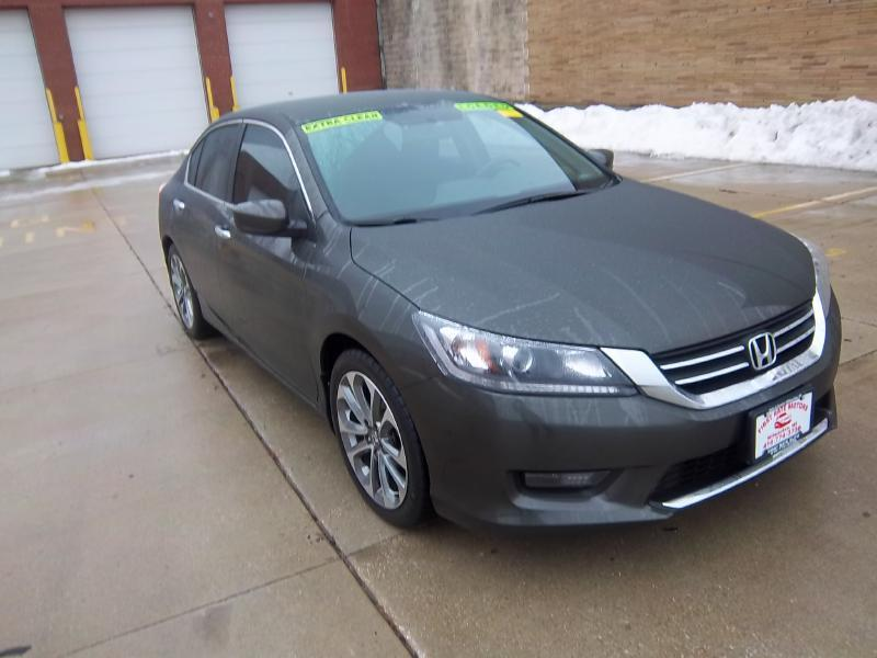 2014 Honda Accord Sport 4dr Sedan CVT - Milwaukee WI