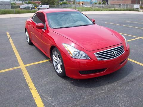 Infiniti G37 Convertible For Sale In Michigan Carsforsale