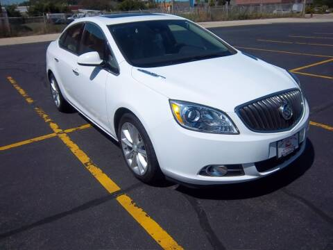 2014 Buick Verano for sale at First Rate Motors in Milwaukee WI
