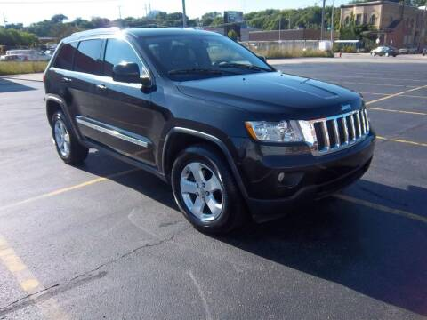 2011 Jeep Grand Cherokee for sale at First Rate Motors in Milwaukee WI