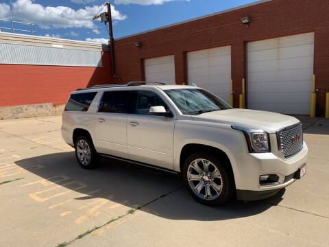 2015 GMC Yukon XL for sale at First Rate Motors in Milwaukee WI
