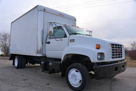 1997 GMC TOPKICK for sale in Crystal Lake, IL