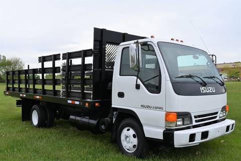 2000 Isuzu NPR For Sale In Crystal Lake, IL