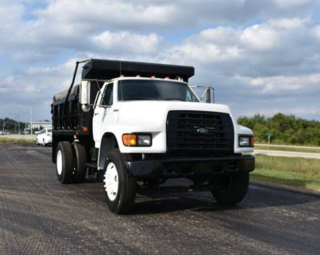 1999 Ford F-800 for sale in Crystal Lake, IL