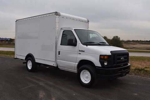2012 Ford E-350 12ft. Box Truck for sale in Crystal Lake, IL