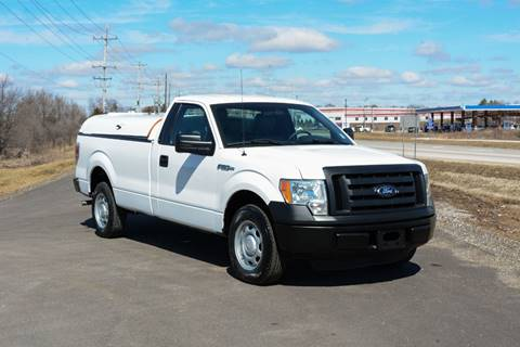 2012 Ford F-150 for sale in Crystal Lake, IL