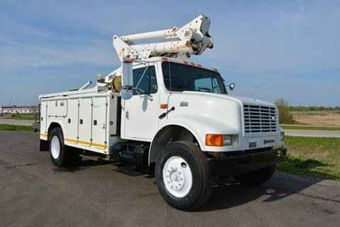 2001 International 4700 for sale in Crystal Lake, IL