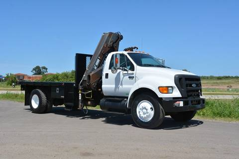 2005 Ford F-750 for sale in Crystal Lake, IL
