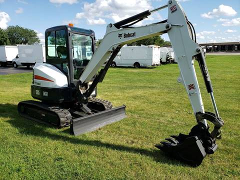 2010 Bobcat E35 for sale in Crystal Lake, IL
