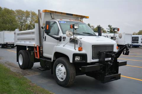 2005 GMC C7500 for sale in Crystal Lake, IL