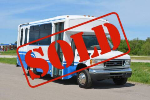 2007 Ford E-450 for sale at Signature Truck Center - Shuttle Buses in Crystal Lake IL