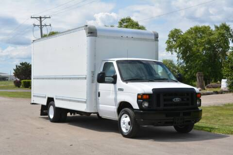 2015 Ford E-350 for sale at Signature Truck Center - Box Trucks in Crystal Lake IL