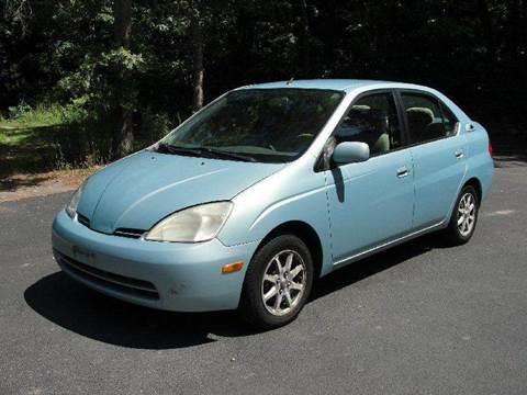2002 Toyota Prius for sale in North Attleboro, MA