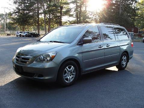 2006 Honda Odyssey for sale in North Attleboro, MA